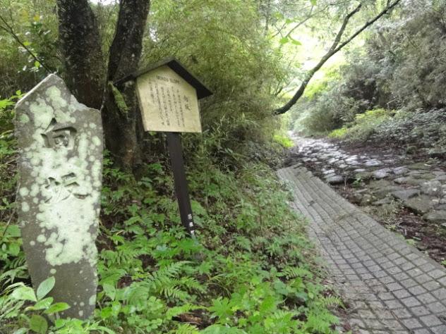 向坂(むこうさか) 東海道五十三次