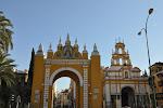 Séville: église de la Macarena