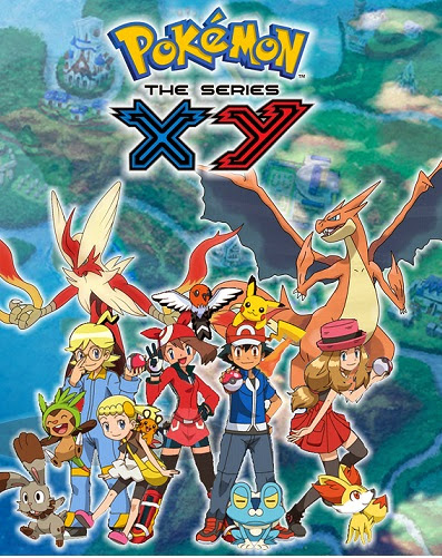 Pokemon Phần 19 - Pokemon XY - Season 19
