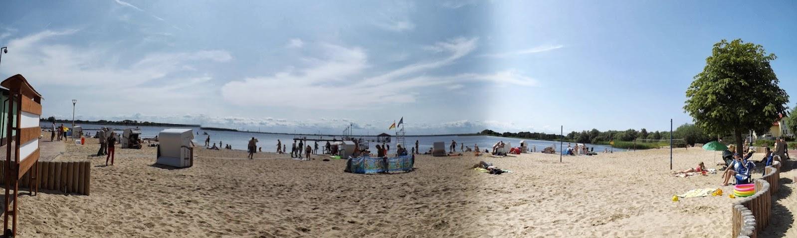 Strandpanorama Stepnica (Alle Bilder © A.M. für gemeinde-tantow.de. Zum Öffnen der Bildergalerie auf das Bild klicken.)