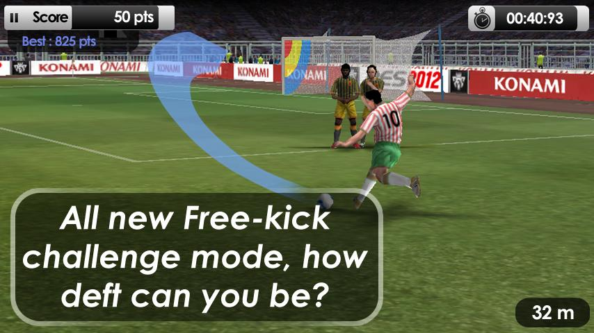Download PES 2012 Gratis ANDROID