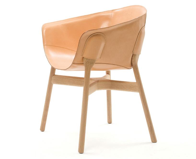 *皮革口袋小扶椅:DING3000德國設計!pocket chair! 2