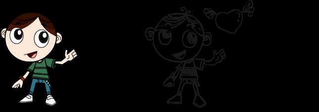 karakter kartun kozumi
