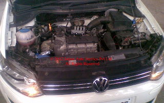 CNG SEQUENTIAL KIT IN VOLKSWAGEN POLO