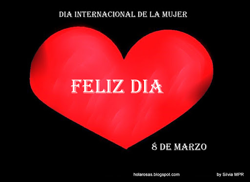Feliz Dia de la Mujer Imagenes
