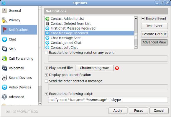 Ubuntu Skype