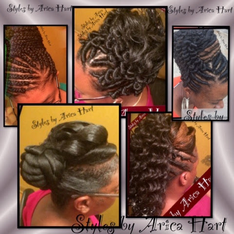stuffed twist, braids