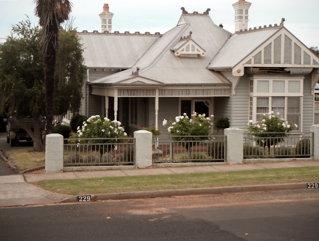 Beautiful Queen Anne style, at 229 Henty Street Casterton Vic