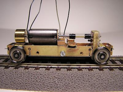 Pojezd lokomotivy 708