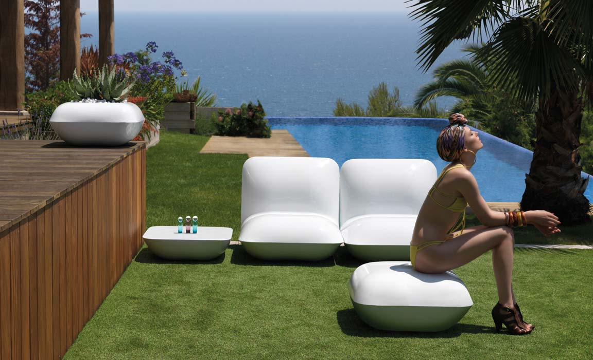 Interior Design and Decoration Garden Design THE VONDOM FASHION