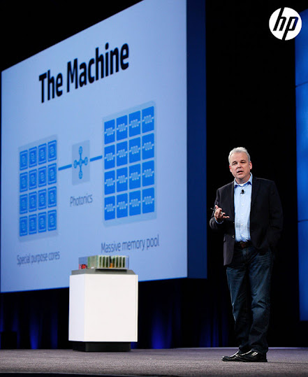 Sang Komputer: Arsitektur Komputer Masa depan dari HP Labs