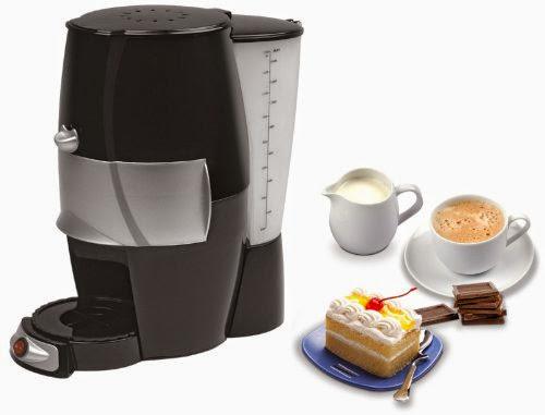 DHL Filterkaffeemaschine Espresso Filter Kaffeemaschine Electric Automatic 300W