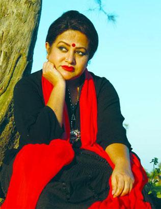 Bangladeshi ever green actress Bobita