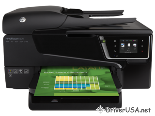 get driver HP Officejet 6600 e-All-in-One Printer - H711a/H711g
