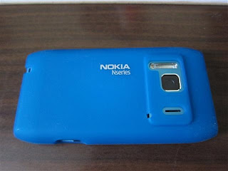 My Review of the Nokia Silicone Cover CC-1005 (Blue)