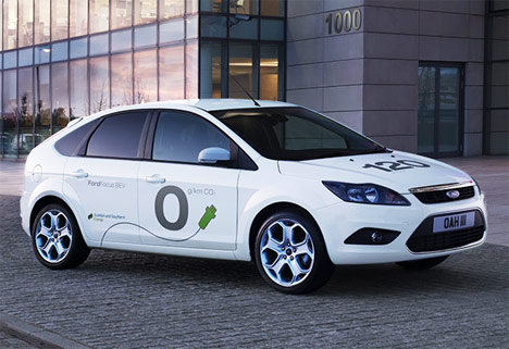 Tu Ford Con Paneles Solares