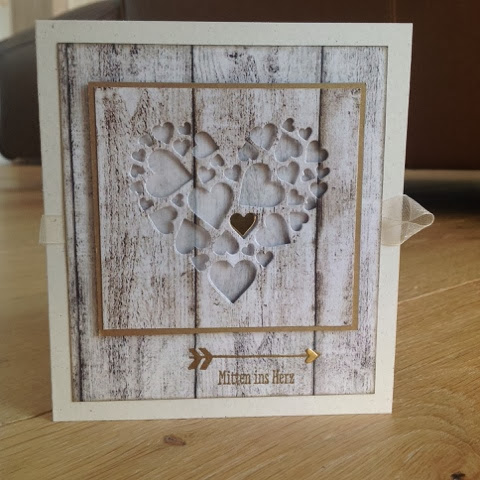 Stampin up Toujours + d´amour
