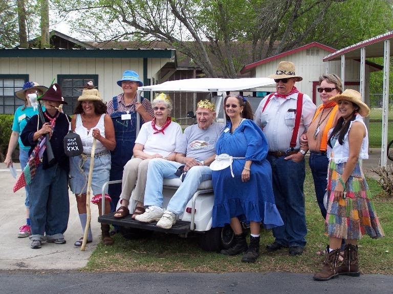 THE END: Block Party at Kenwood RV Park - Hillbilly Days