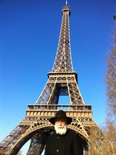 Terry w Paryżu