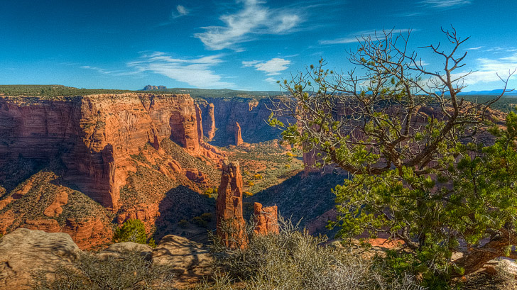 Canyon De Chelly Arizona (11 Beautiful Canyons in the US You Must Explore).