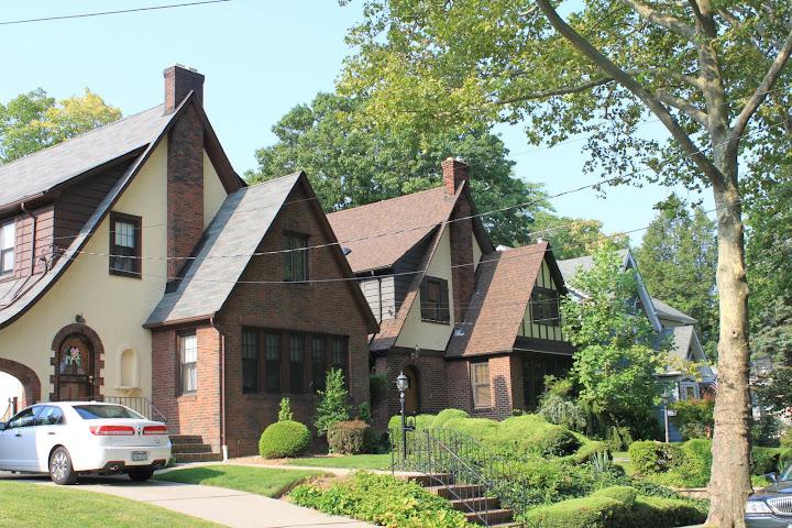 Tudor Homes in Randall Manor, Staten Island
