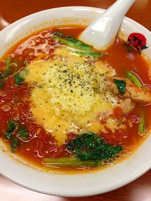 [川崎]太陽のトマト麺 京急川崎支店
