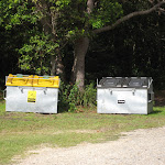 Recycling and Garbage facilities