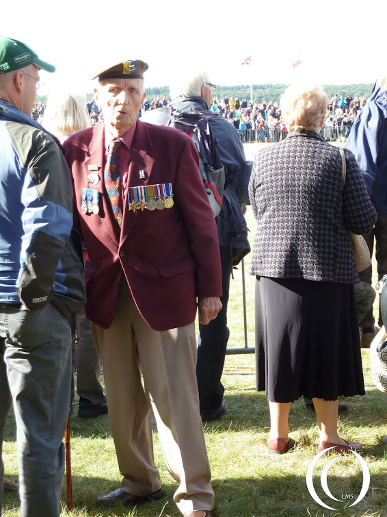 The 68th Remembrance of Market Garden, a Veteran from '44