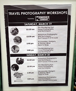 travel photography workshop banner