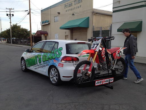 Hauling My Dirtbike With The Golf Tdiclub Forums