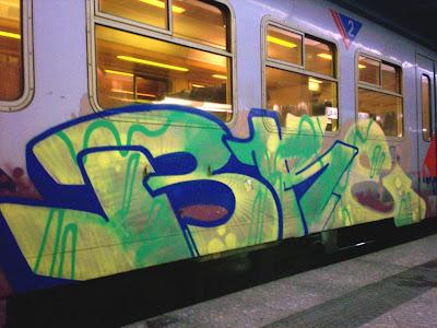 Bke graffiti