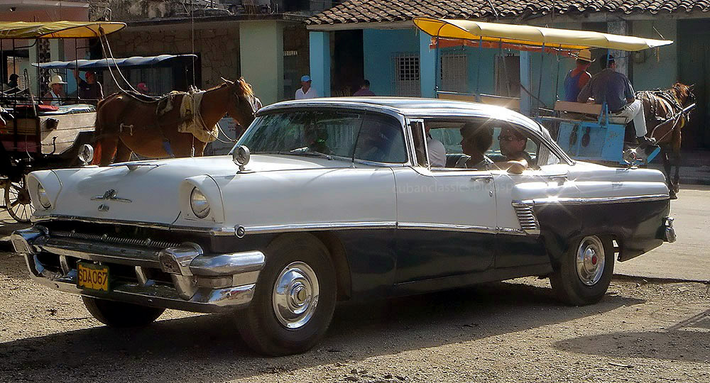 1956 mercury montclair phaeton 4 door hardtop cubanclassics