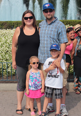 POD: Family day at Wonderland