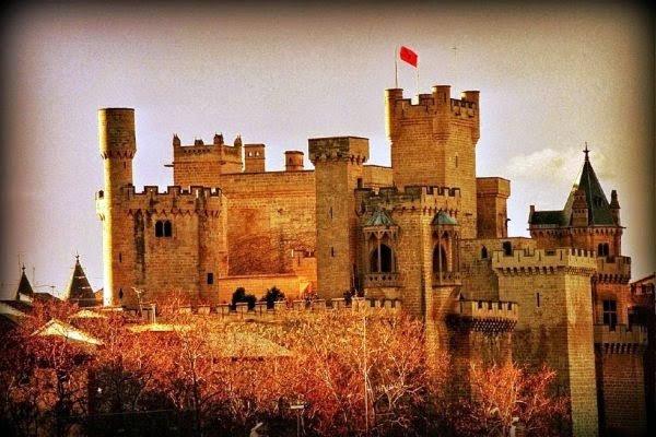 Un castillo de película