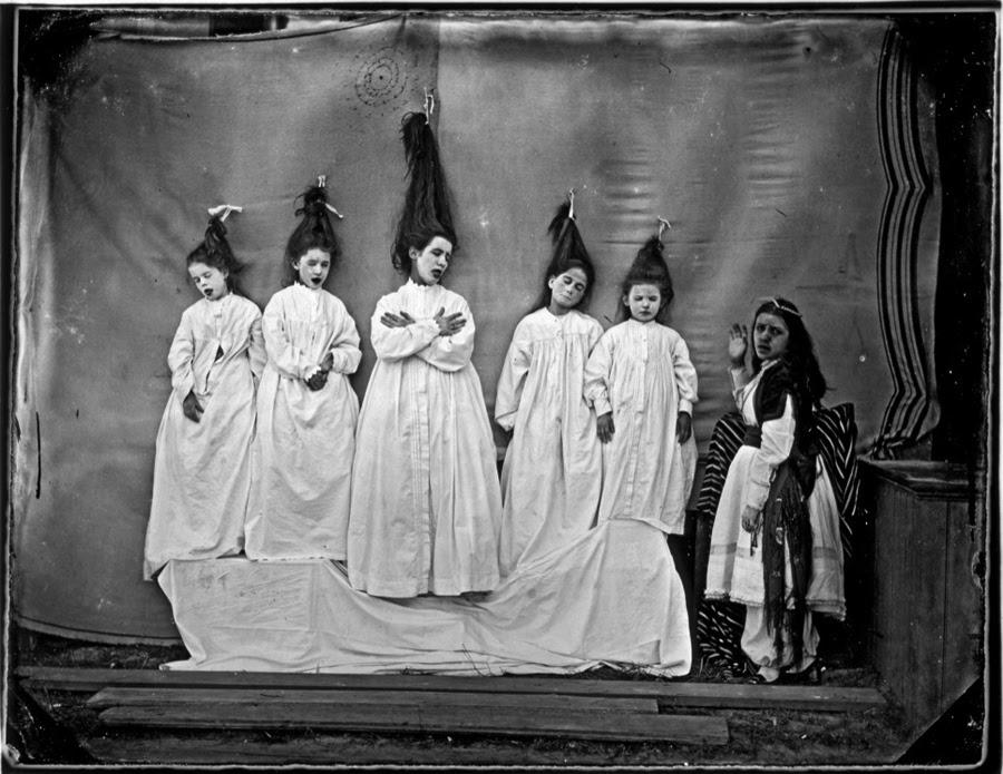 дети, история, сша, XIX век, театр музей детства, фотографии