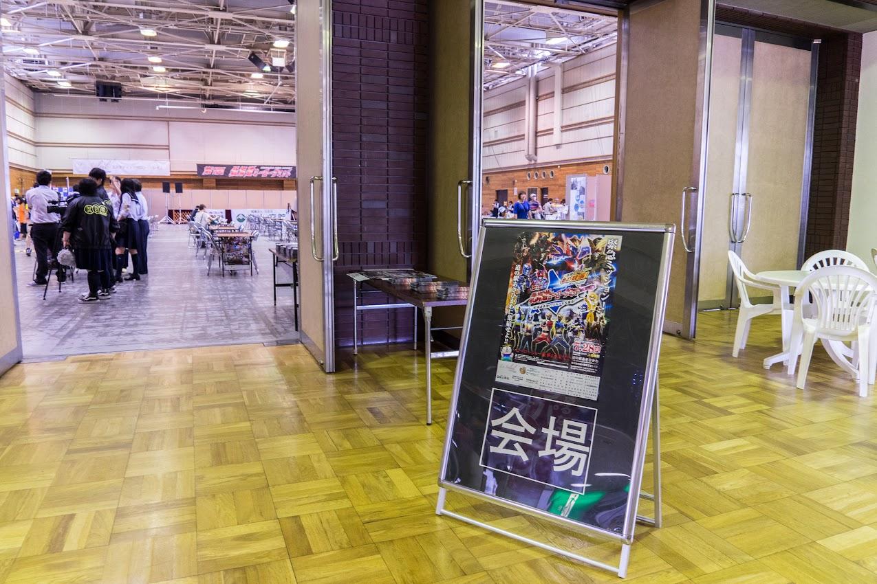第1回北海道ヒーローサミット・ステージイベントタイム