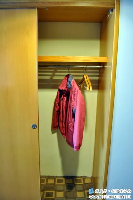 墾丁福華渡假飯店衣櫥