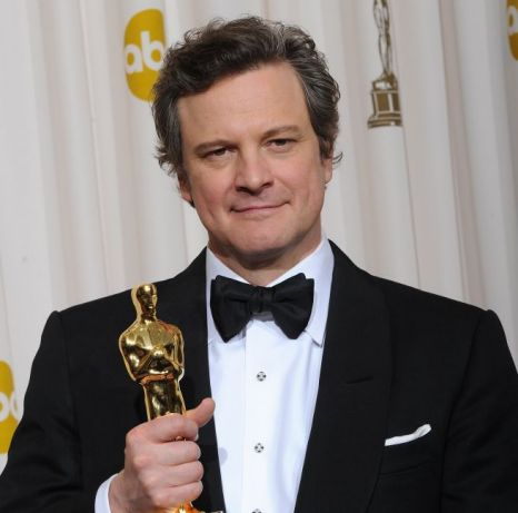 COLIN FIRTH : A KING N...