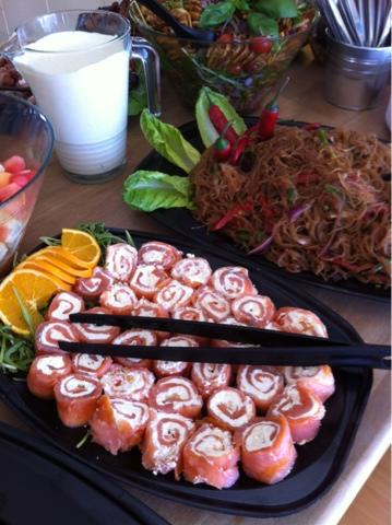 mat till 50 års fest Joannas universum: 50 årsfest med släkten mat till 50 års fest