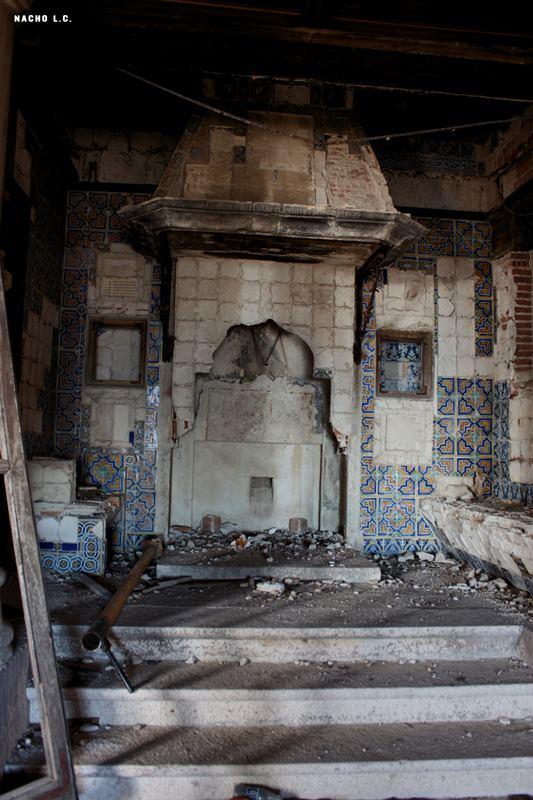 Territorio abandonado palacio del canto del pico - Casa de franco torrelodones ...