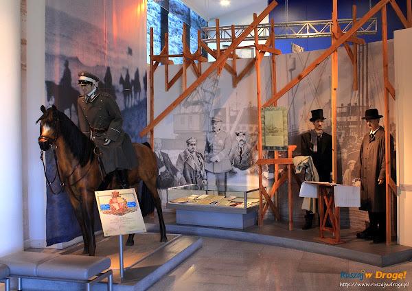 Ekspozycja Ludzi Gdyni w Muzeum Miasta Gdyni