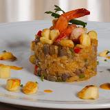 Pratos e Chefs Festival do Camarão 2013