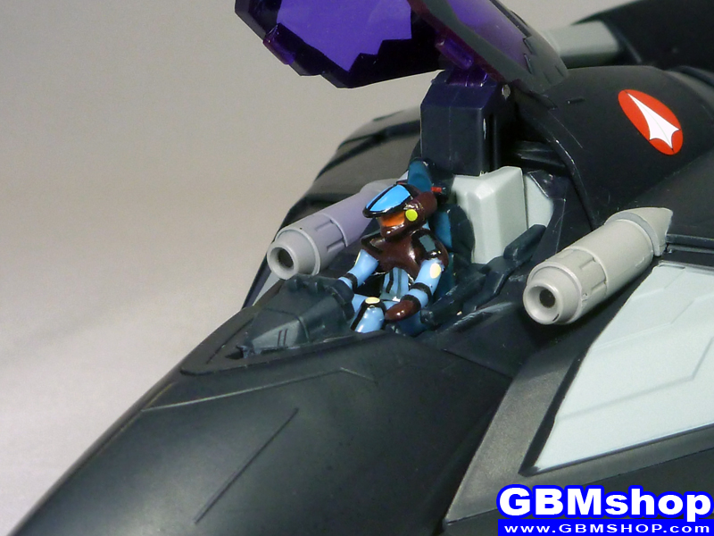 Macross 7 VF-17D Nightmare Fighter Mode