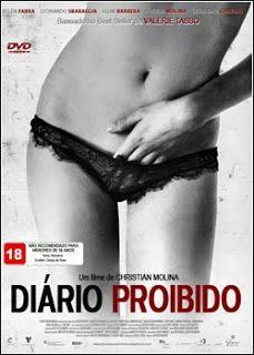 Download - Diário Proibido - DVDRip AVI Dual Áudio
