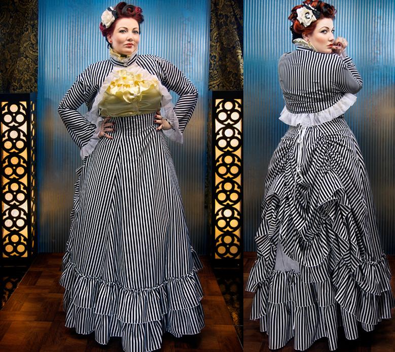 the noble hare steampunk fashion retro scope fashions