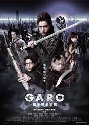 Garo - Kỹ sĩ Garo