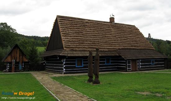 skansen kultury łemkowskiej zyndranowa