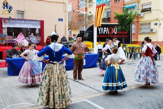 Bailes Regionales en Blocs Platja