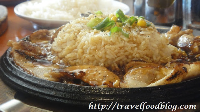 Sizzlin Pepper Steak Cebu Ayala