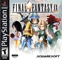 Jaquette du jeu Final Fantasy IX
